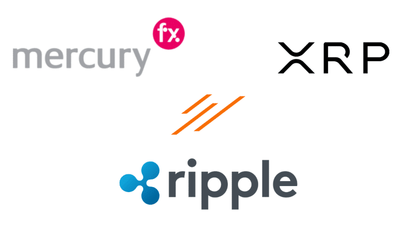 ripple xrp mercury fx