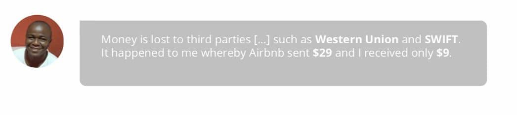 Airbnb XRP