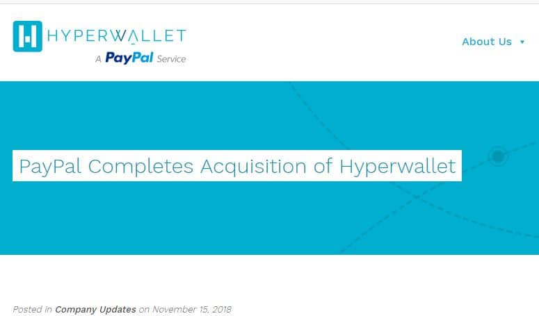 Paypal hyperwallet xrp earthport ripple