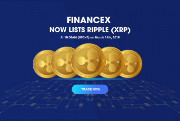 FinanceX lists Ripple (XRP)