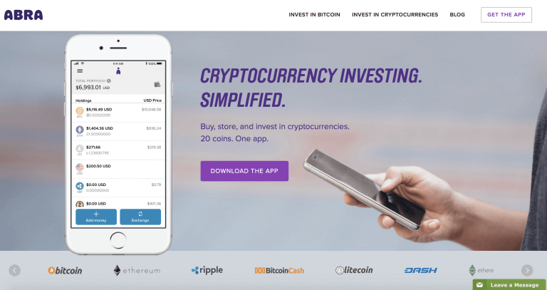 ripple xrp wallet abra