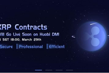 Huobi DM will launch XRP contracts on March 29