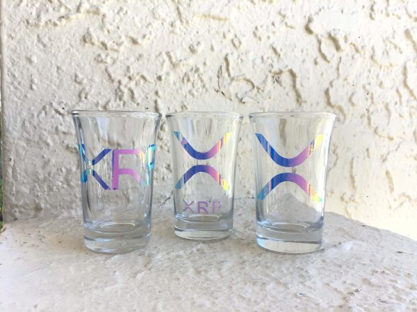 xrp shot glass