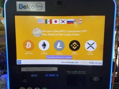 BelcoBTM Integrates XRP Across 12 Stores in New Jersey
