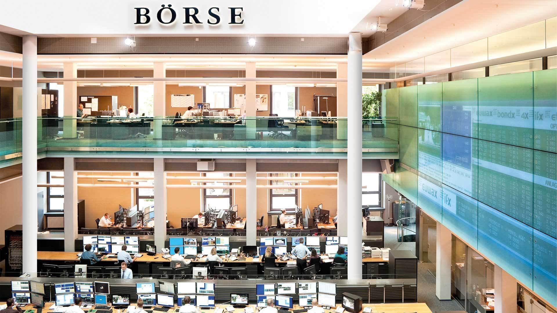 Borse Germany XRP