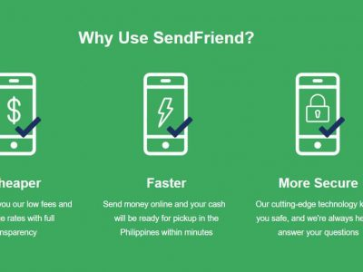 SendFriend Confirms xRapid Payment Service to the Philippines June 23rd