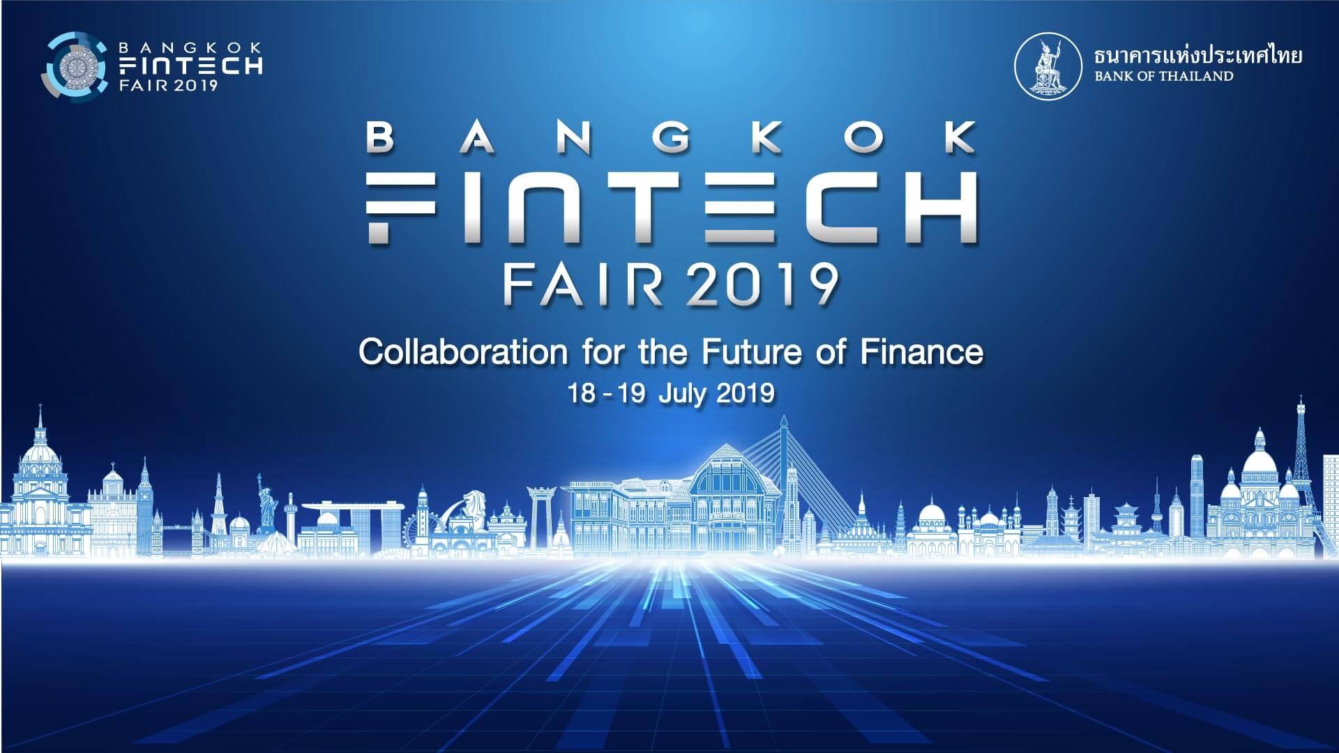 Bangkok FinTech Fair 2019 Ripple XRP