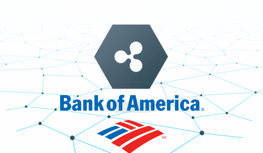 Bank of America Files Patent for Settlement System Naming Ripple