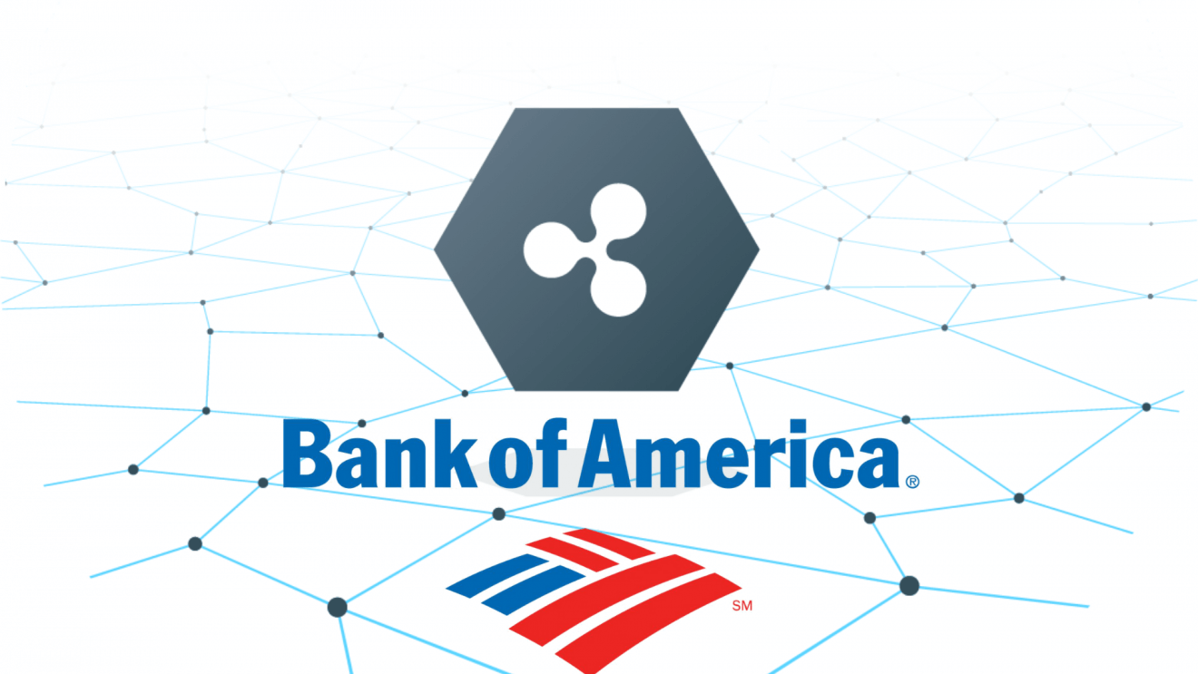 XRP Ripple ILP Bank of America