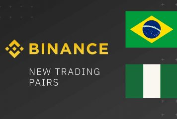 Binance Adds 2 New XRP Trading Pairs: Brazilian Real And Nigerian Naira