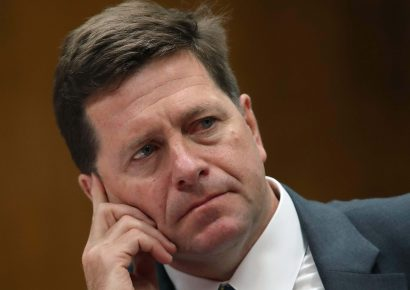 SEC Chairman Jay Clayton To Step Down At The End Of The Year – Good News For XRP