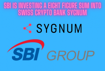 SBI Is Investing A Eight Figure Sum Into Swiss Crypto Bank Sygnum