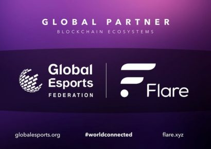 Flare Network Partners With Global Esports Federation